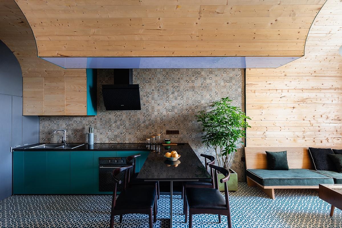 Block Architects | Nội thất căn hộ The Gaps