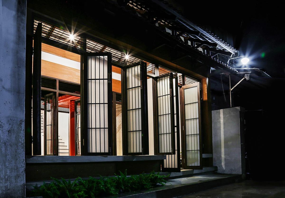 Tama house - Không gian trà đạo Nhật Bản | N architecture