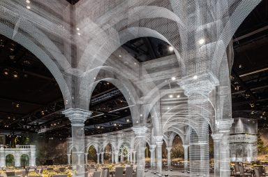Mô hình kiến trúc tỉ lệ 11 bằng khung thép Edoardo Tresoldi