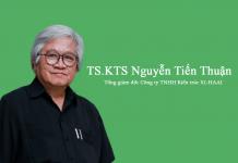 Phỏng vấn GK Spec | TS.KTS Nguyễn Tiến Thuận