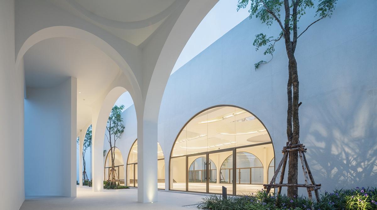 Trung tâm tiệc cưới Aube PHTAA Living Design