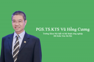 """Spec Go Green 2019  PGS.TS.KTS Vũ Hồng Cương: """"Cần khẳng định tính bản sắc trong Kiến Trúc Xanh"""""""