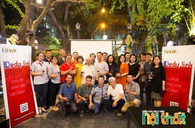 IDedu.Link | Gặp gỡ, giao lưu, hợp tác giữa các trường đào tạo ngành thiết kế nội thất toàn quốc
