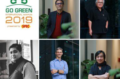 "Spec Go Green International Awards 2019   Tiết lộ hội đồng BGK ""quyền lực"""