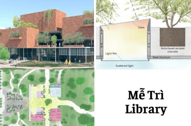 10 Công trình đẹp | Mễ Trì Library | Giải Hội đồng SV | Spec 2018