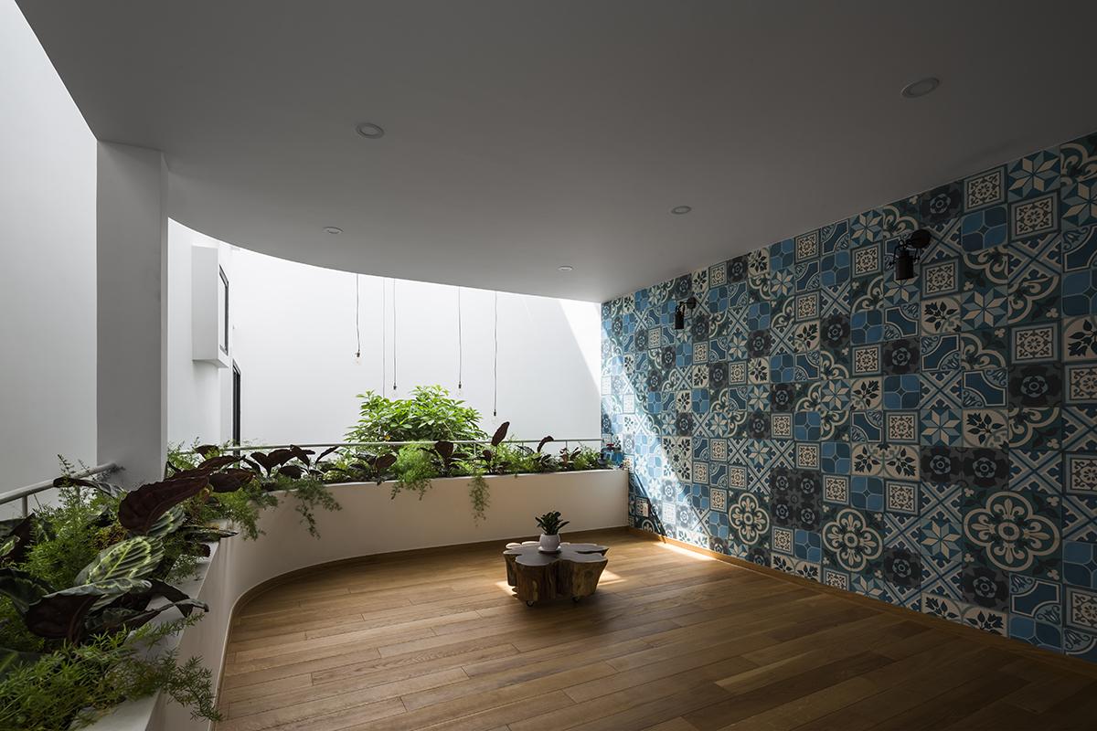 Daughter house - Nhà dành tặng con gái | KHUÔN studio