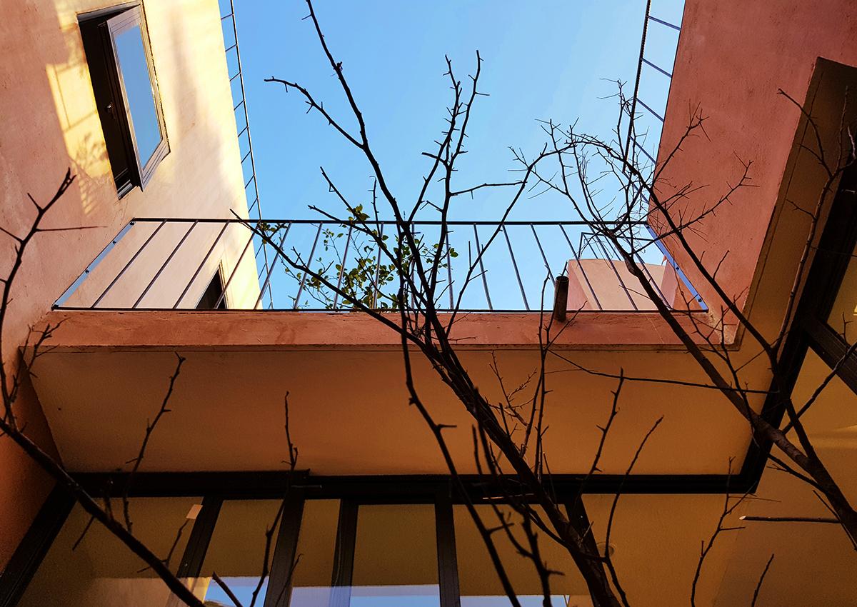 Nhà Mái Đỏ | TAA design