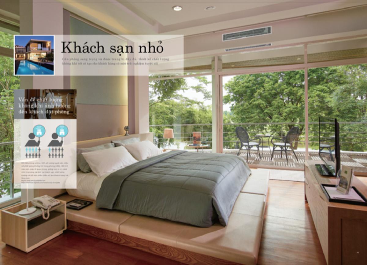Làm khách sạn: Décor đẹp là chưa đủ