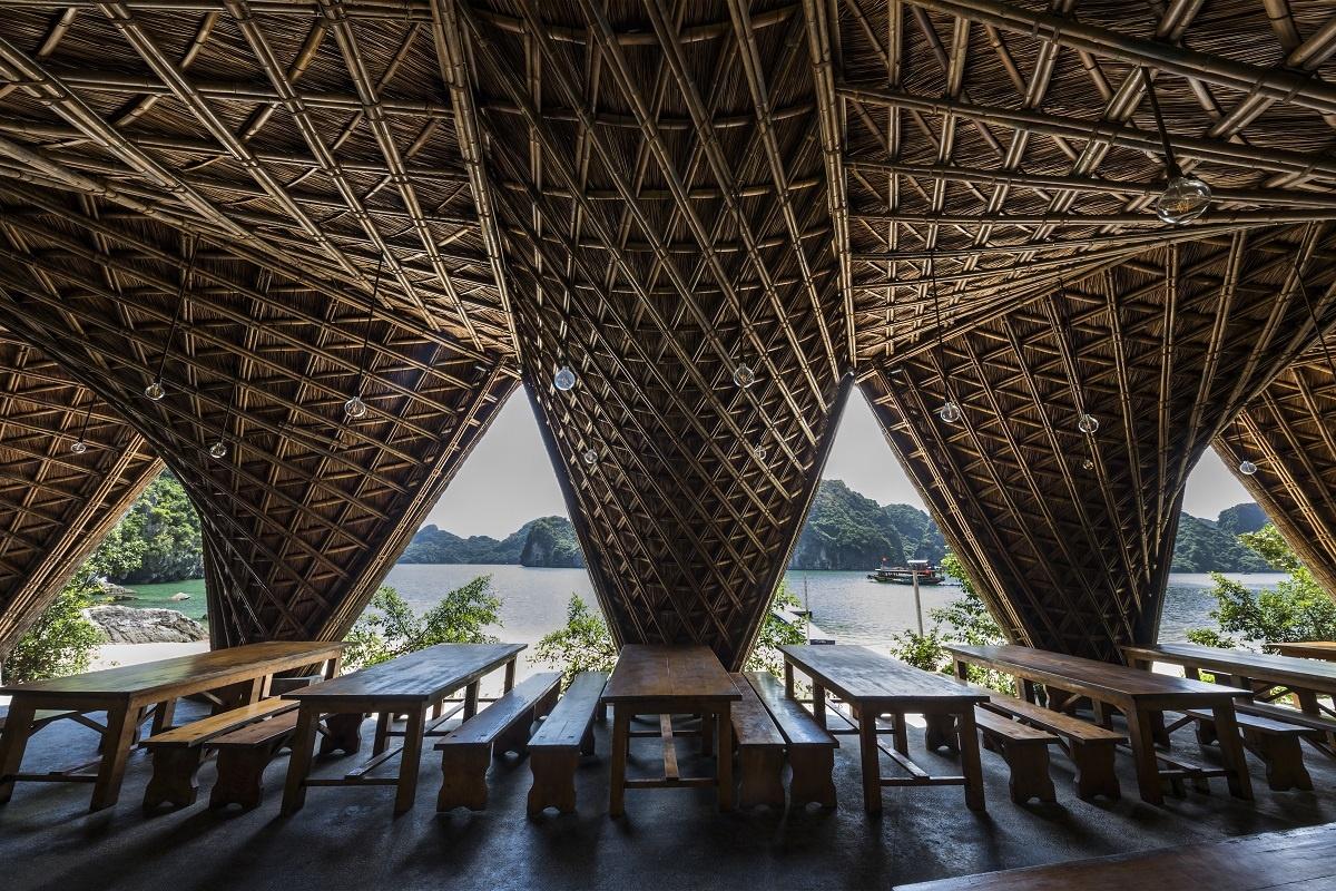 Castaway Island Resort  VTN Architects giành huy chương vàng tại giải thưởng kiến trúc Châu Á (AAA)