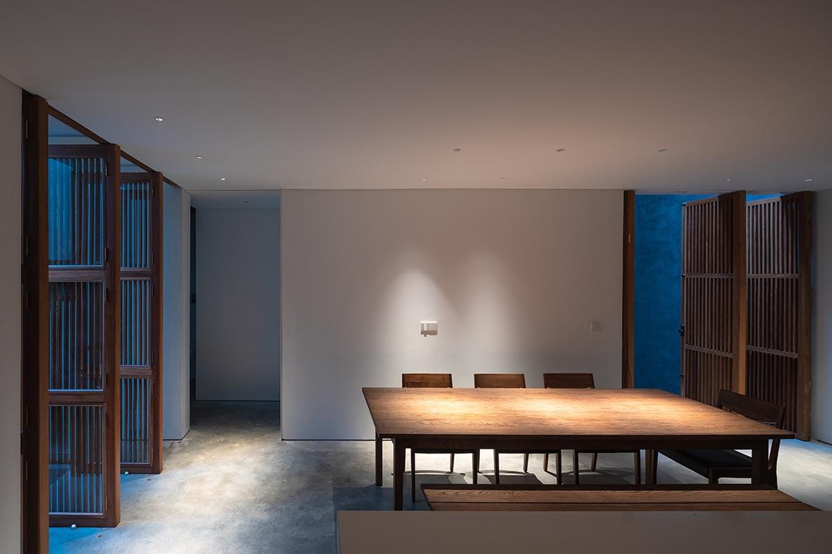 8x24 house - Nhà ở đơn lập   AHL architects