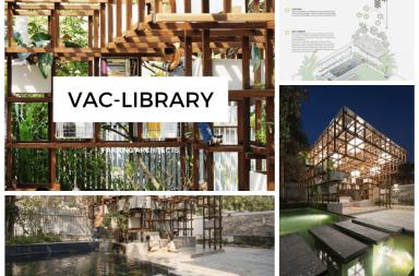 10 Công trình đẹp | VAC Library | Giải Cộng đồng KTS | Spec 2018
