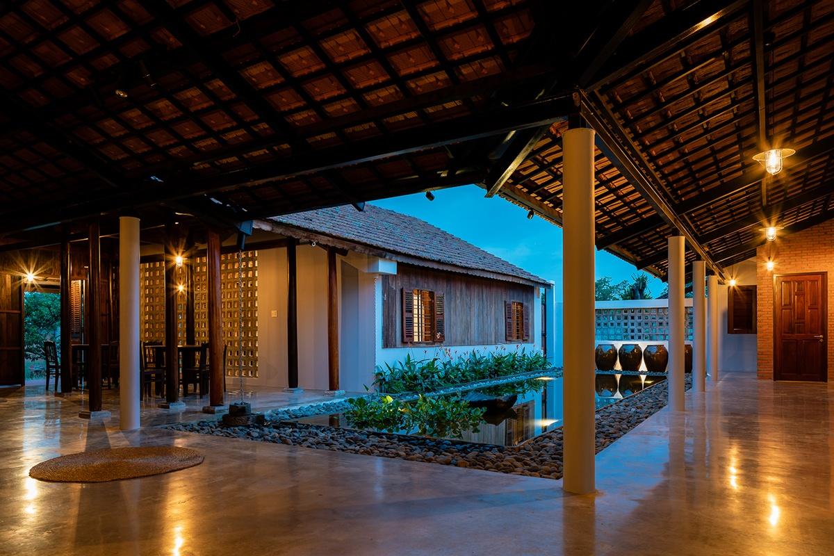 An house - Căn nhà lưu giữ nét truyền thống nông thôn Nam Bộ | G+ Architects