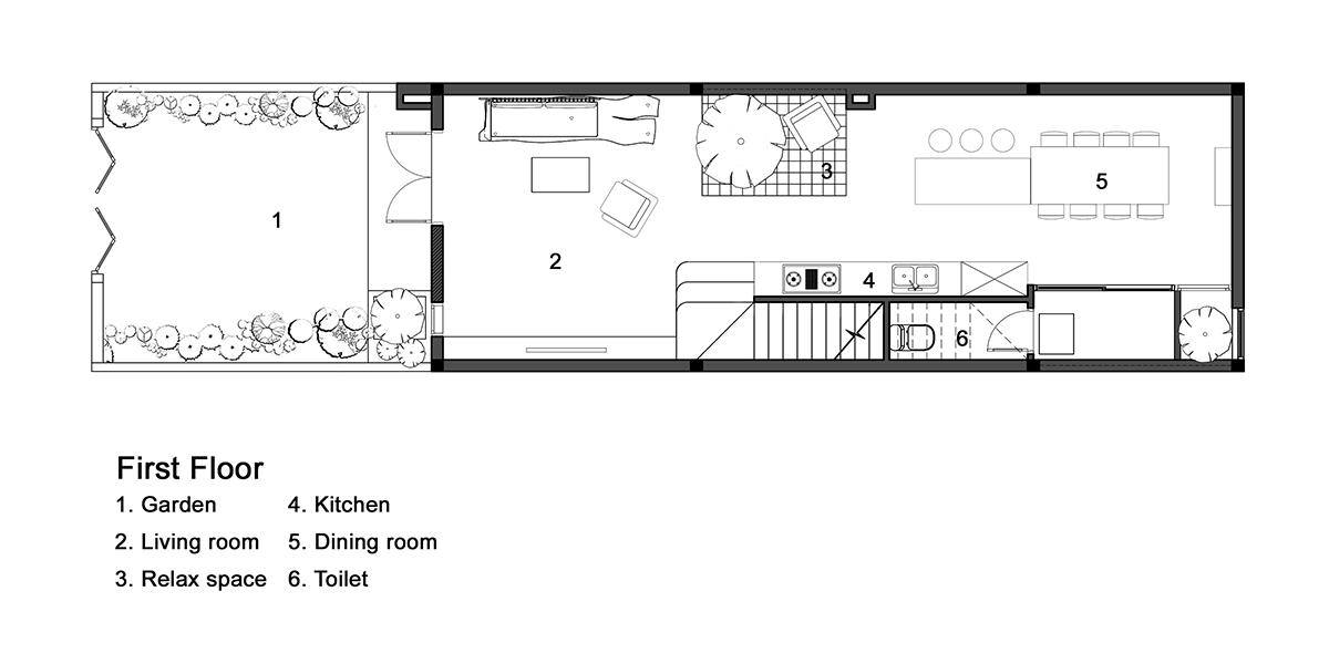 CỘI house - Nhà CỘI ven sông | Cội Desgin