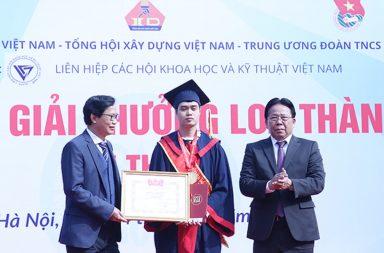Lễ trao Giải thưởng Loa Thành 2019 cho 79 đồ án xuất sắc nhất