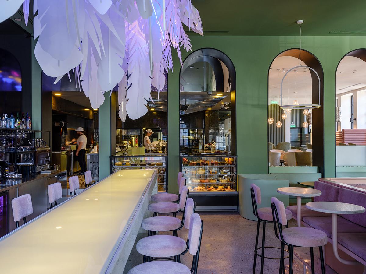 Nhà hàng Bosfor