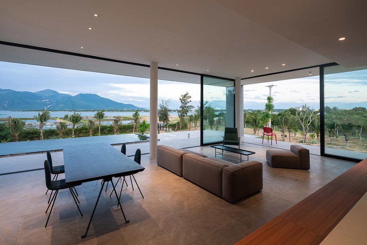 IDEE architects   House on the Rocks - Nhà trên đồi đá