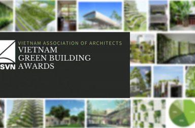 Gia hạn nộp hồ sơ tham dự giải Kiến trúc Xanh lần thứ 5 (2019-2020)