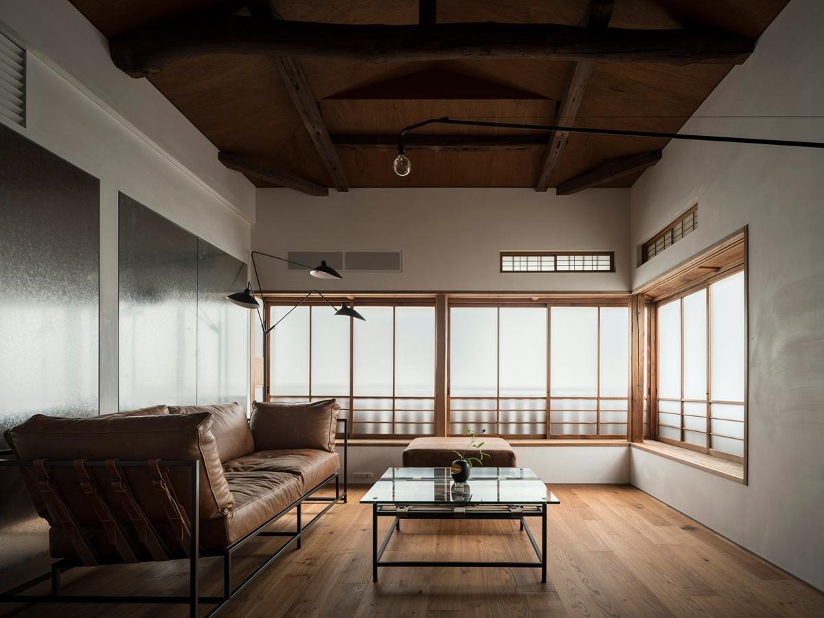 Khách sạn Trunk House đậm chất Nhật Bản