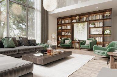 Nội thất sạch - xanh - thông minh: 3 hướng đi độc đáo của ngành nội thất