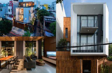 T house - Ngôi nhà không thấy cửa ra vào | MDA architecture