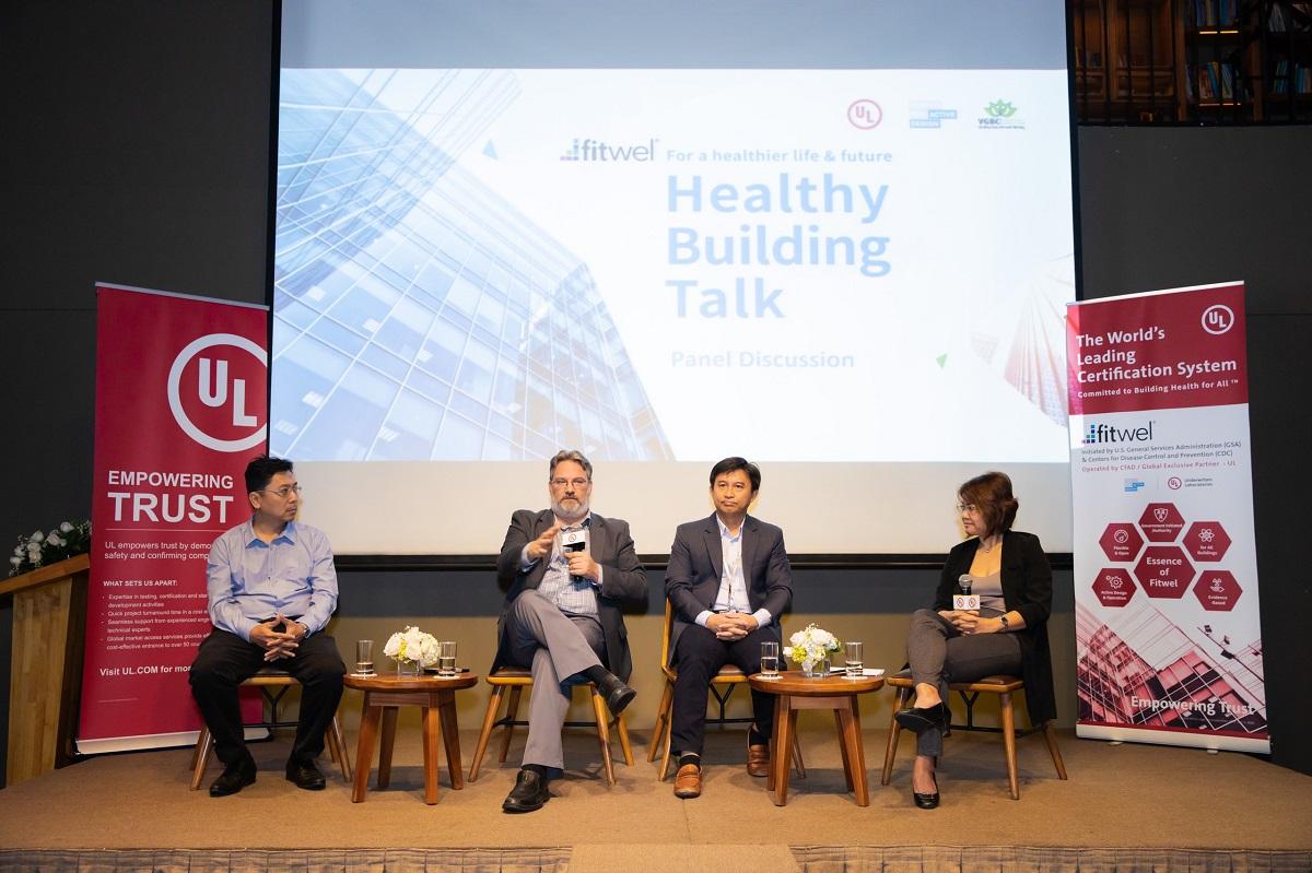 Sự kiện về Công Trình Tốt Cho Sức Khỏe của UL tại Việt Nam