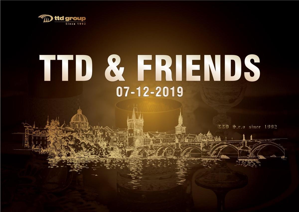 TTD Group tập đoàn khởi nghiệp từ đèn Tiệp Khắc tại Việt Nam kỷ niệm 27 năm thành lập