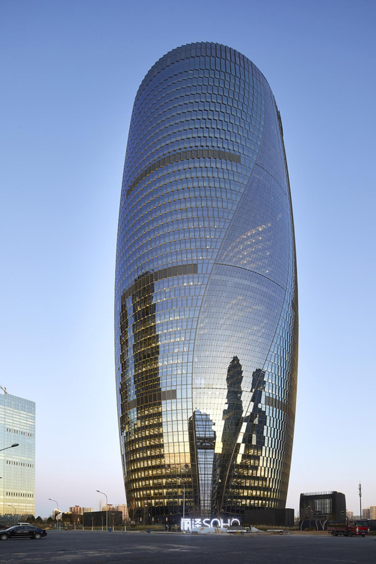 Kiến Việt - Leeza SOHO Zaha Hadid Architects