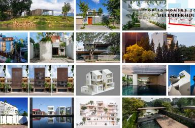 TOP 10 HOUSES 2019 | Tổng hợp nhà đẹp tháng 12