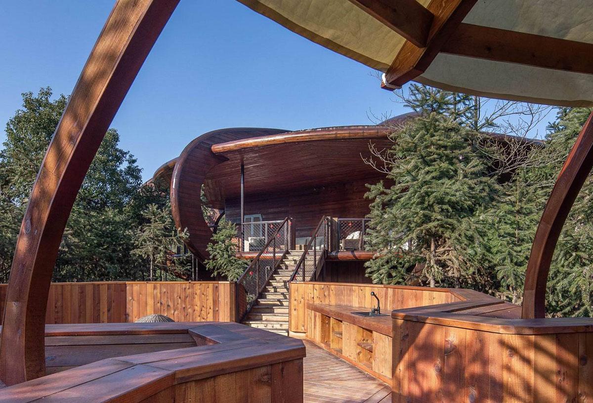 ZYJ tree house