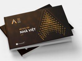 """Top 10 Houses Awards 2019 - Đăng kí nhận ebook """"Bộ sưu tập Nhà Việt"""""""