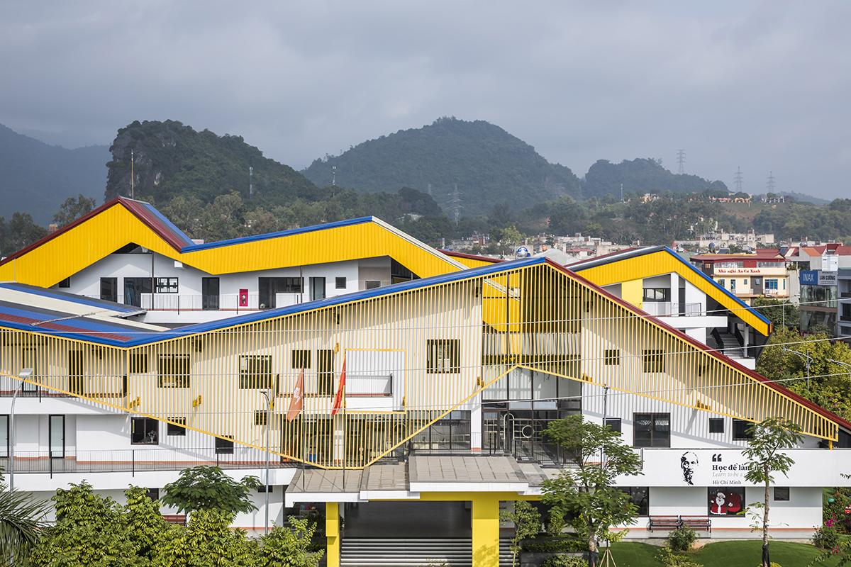 Trường Mầm non và Tiểu học Dạ Hợp