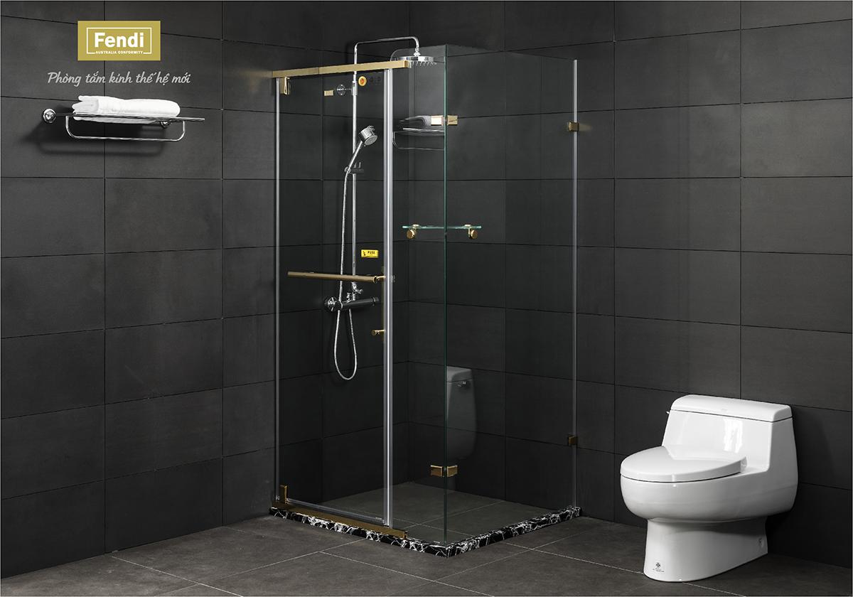 Fendi - Mang đến tinh thần đương đại cho phòng tắm