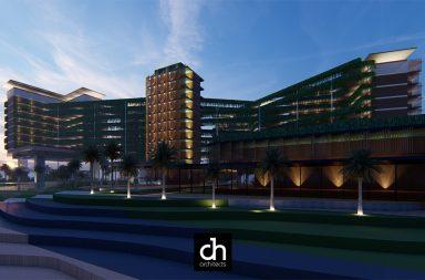Văn phòng kiến trúc DANGHOAArchitects tuyển dụng KTS