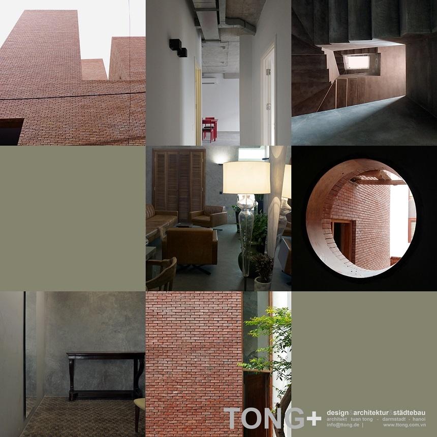 Văn phòng thiết kế tong+ tuyển dụng KTS và SVTT