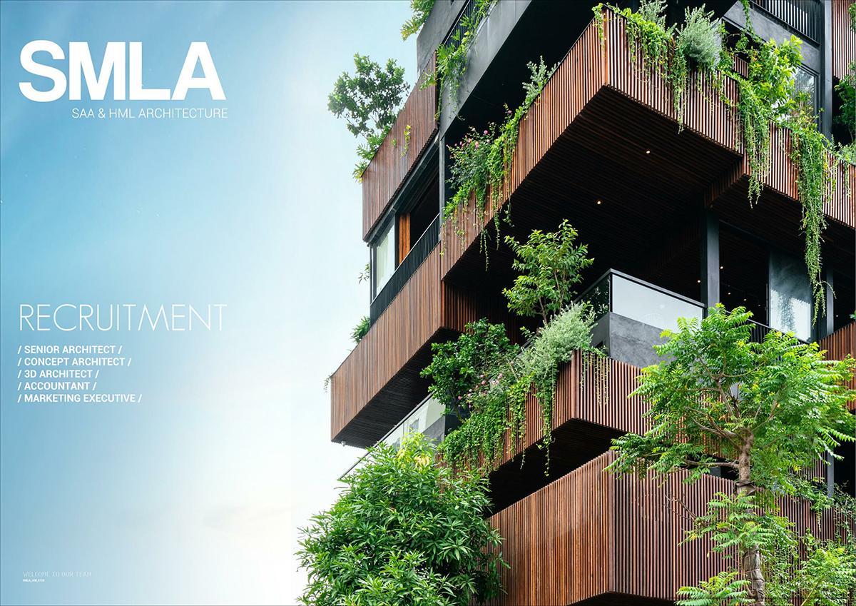 SMLA & Associates tuyển dụng nhiều vị trí