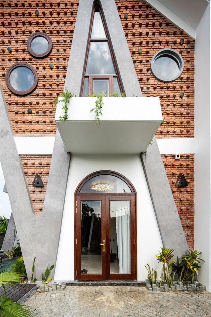 Cẩm Thanh A&A Villa, VRA Design, Nhà ở Hội An