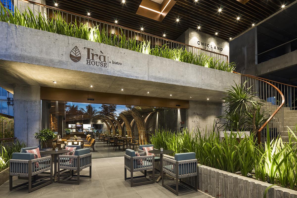 Chicland Hotel, VTN Architects