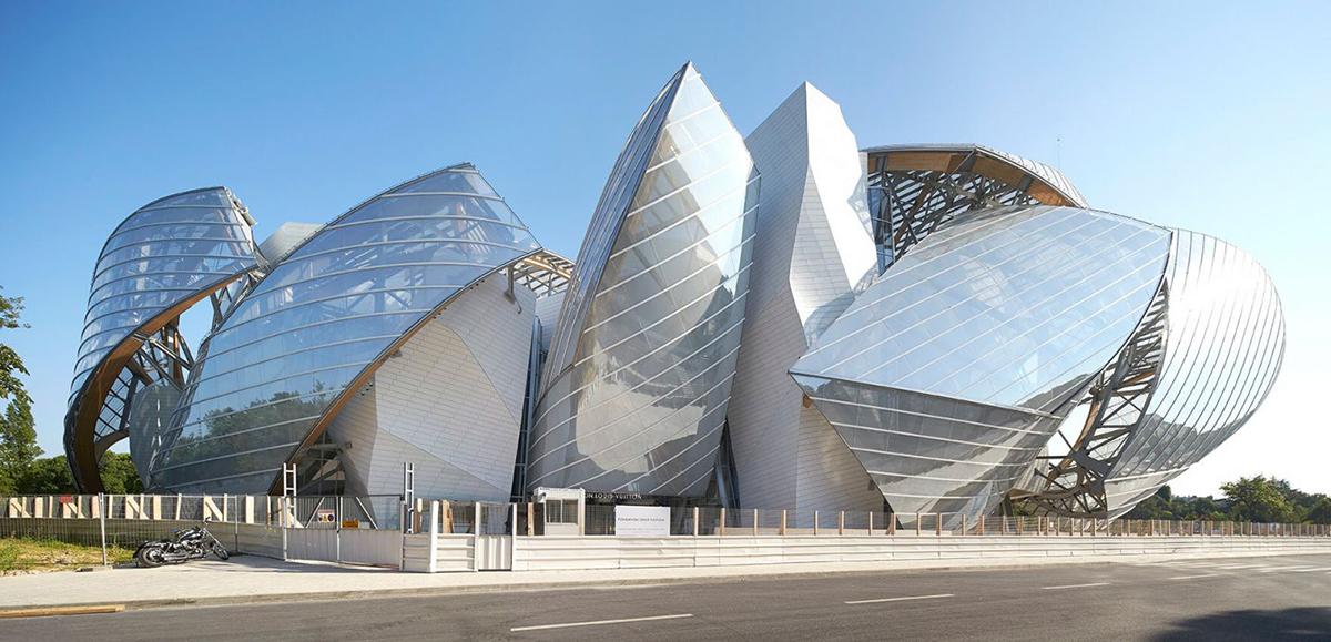 kiến trúc Frank Gehry
