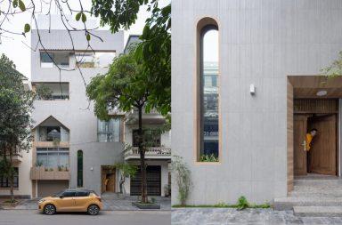 Nhà Đậu Đậu | LANDMAK ARCHITECTURE