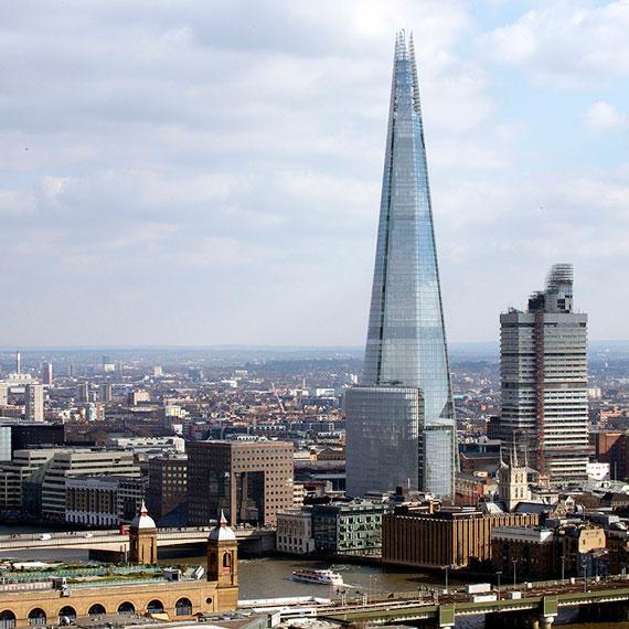 London's Shard - Renzo Piano