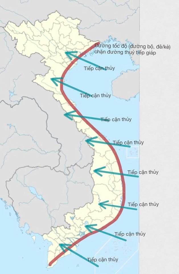 """TS Ngô Anh Đào: """"Từ ĐB Sông Mekong tới chữ S"""""""