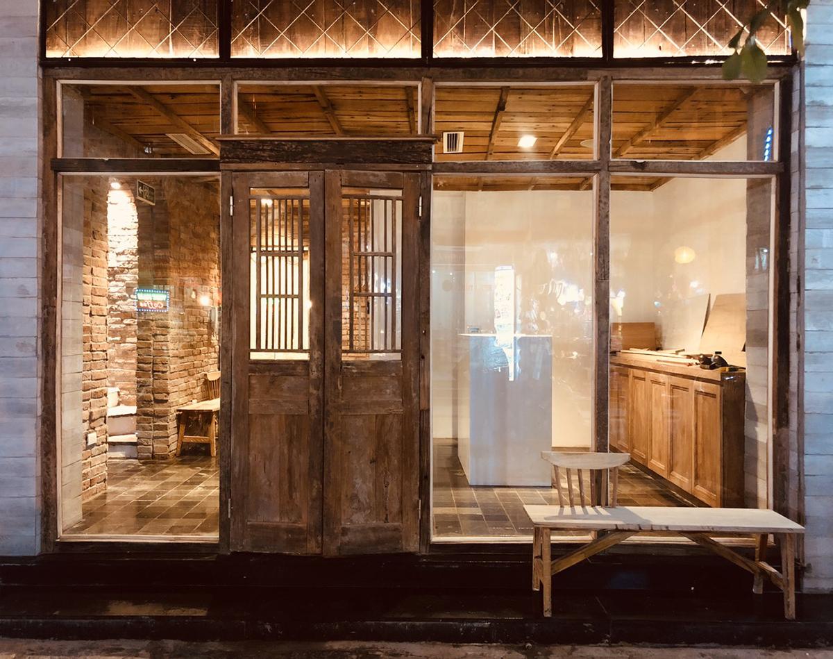 Khách sạn Khẩn Hoang | VG Design