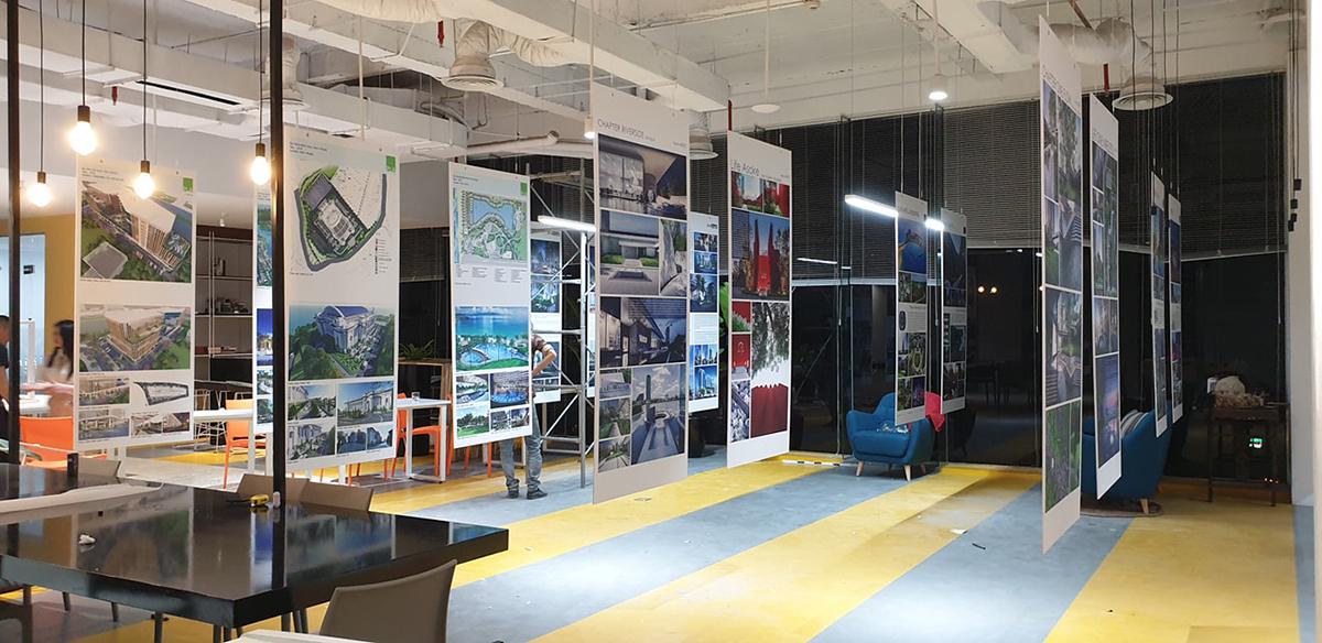 Hội thảo & Triển lãm Đồ án Thiết kế Cảnh quan tại GOO Design Community