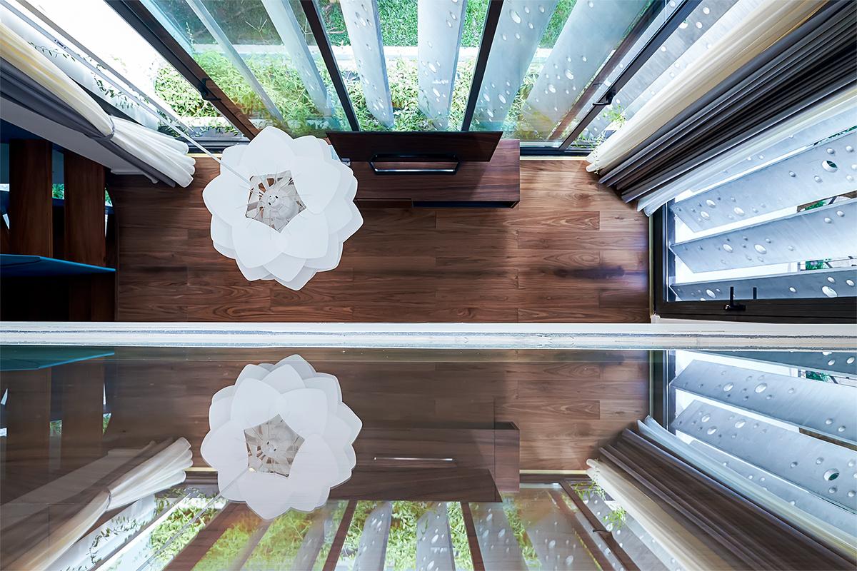 NGHIA - Architect | Cải tạo biệt thự song lập Maison TL