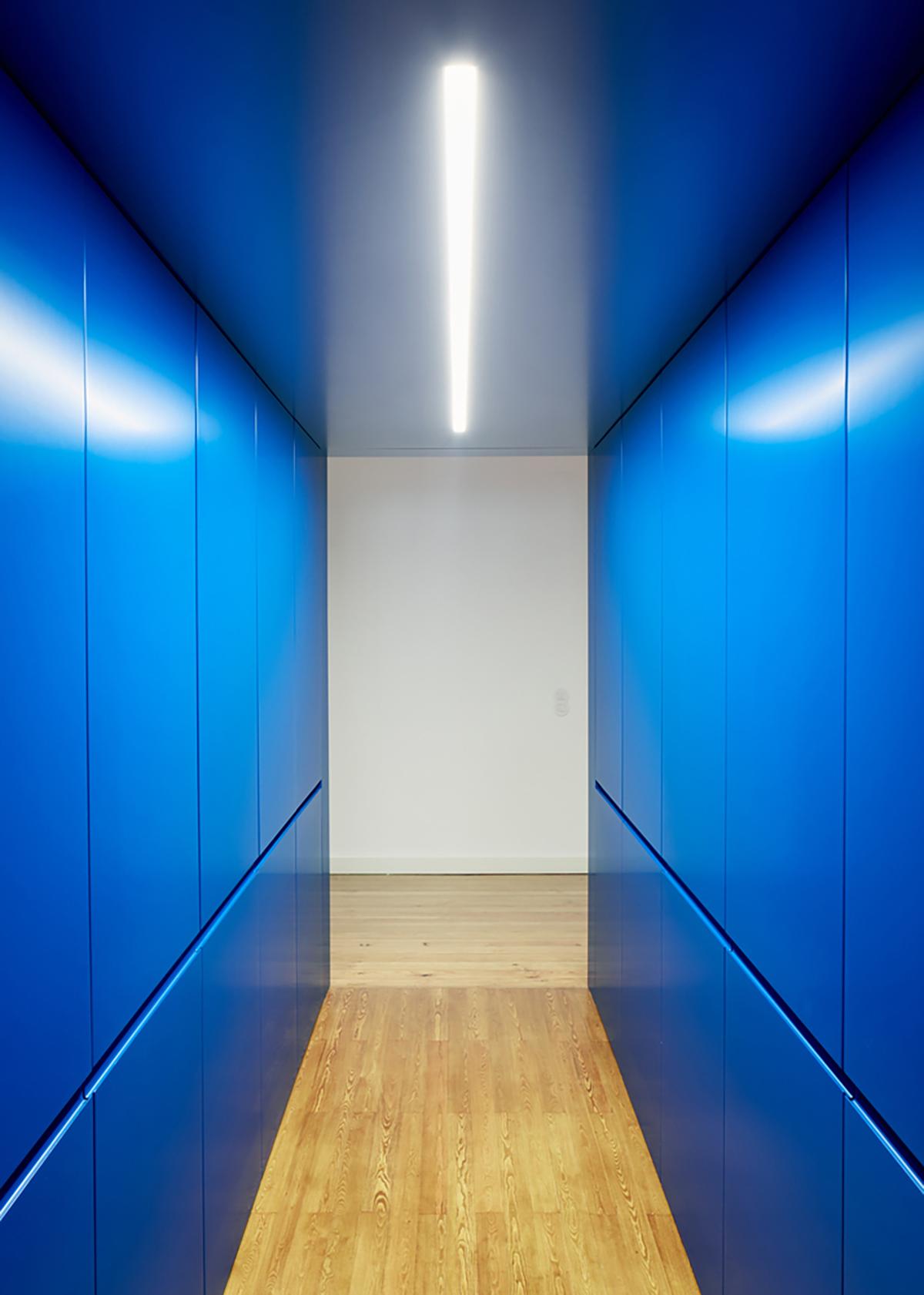 Kiến Việt - Màu sắc thay đổi nhận thức về không gian nội thất