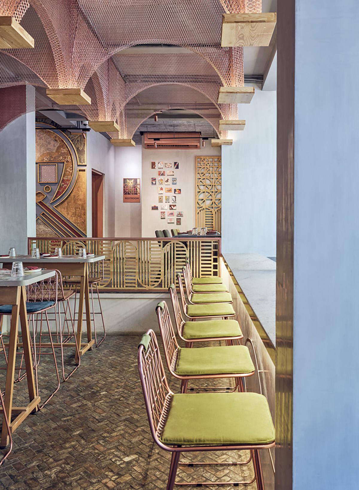 Kiến Việt - Nhà hàng Misu - Văn hóa Đông Tây hội tụ | FADD Studio