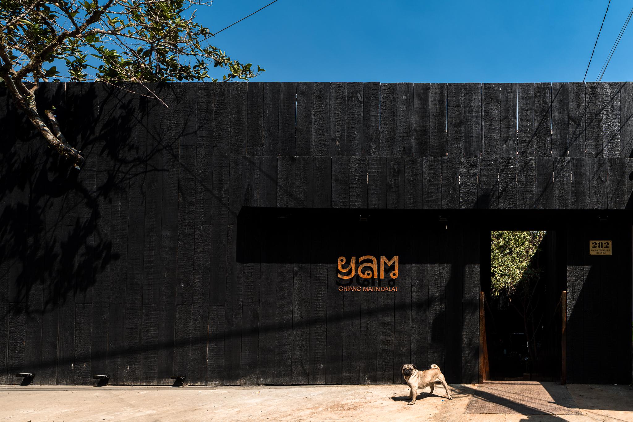 Yam Restaurant - Nhà hàng đậm chất Thái ở Đà Lạt | Sawadeesign