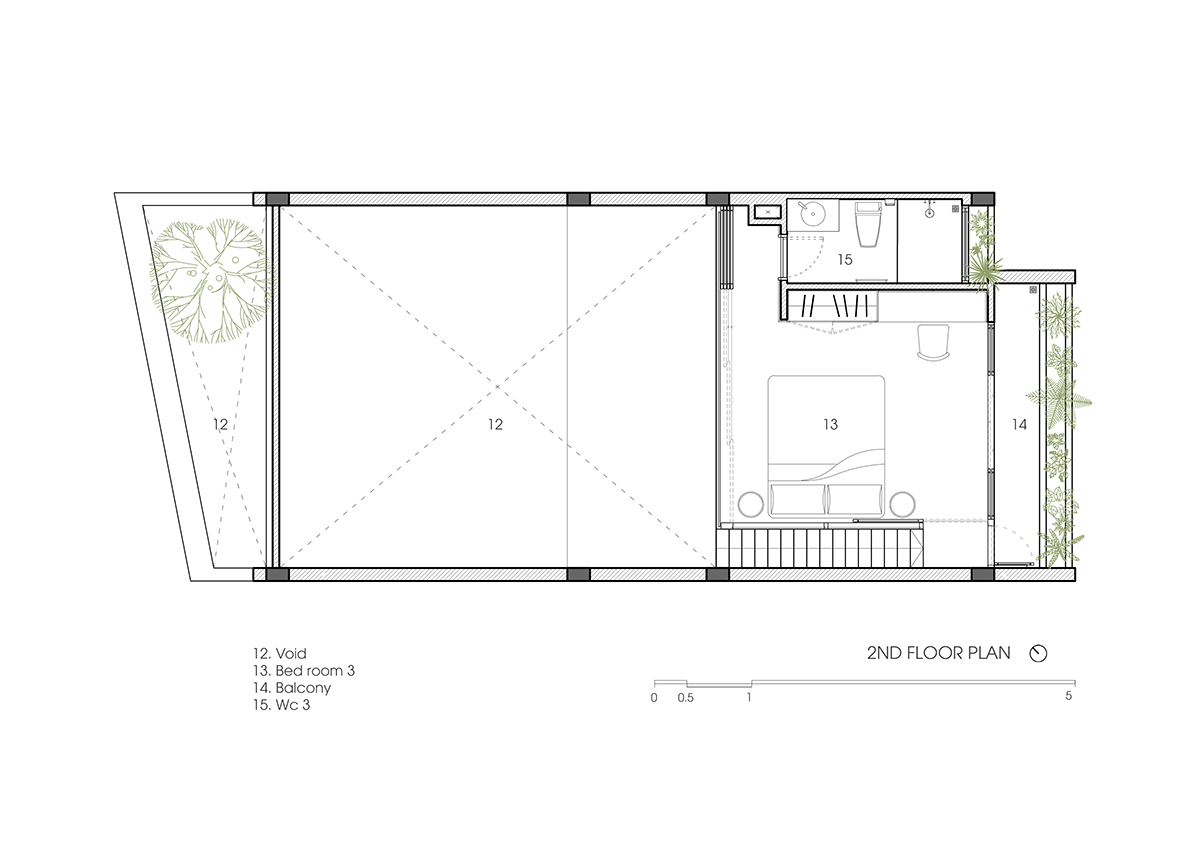 Bin Bon House | H.a workshop