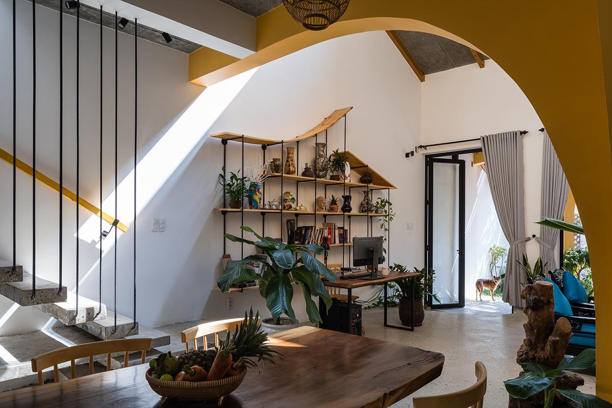 Khe house - Ngôi nhà của hoài niệm về một Hội An xưa | K.A.N Studio
