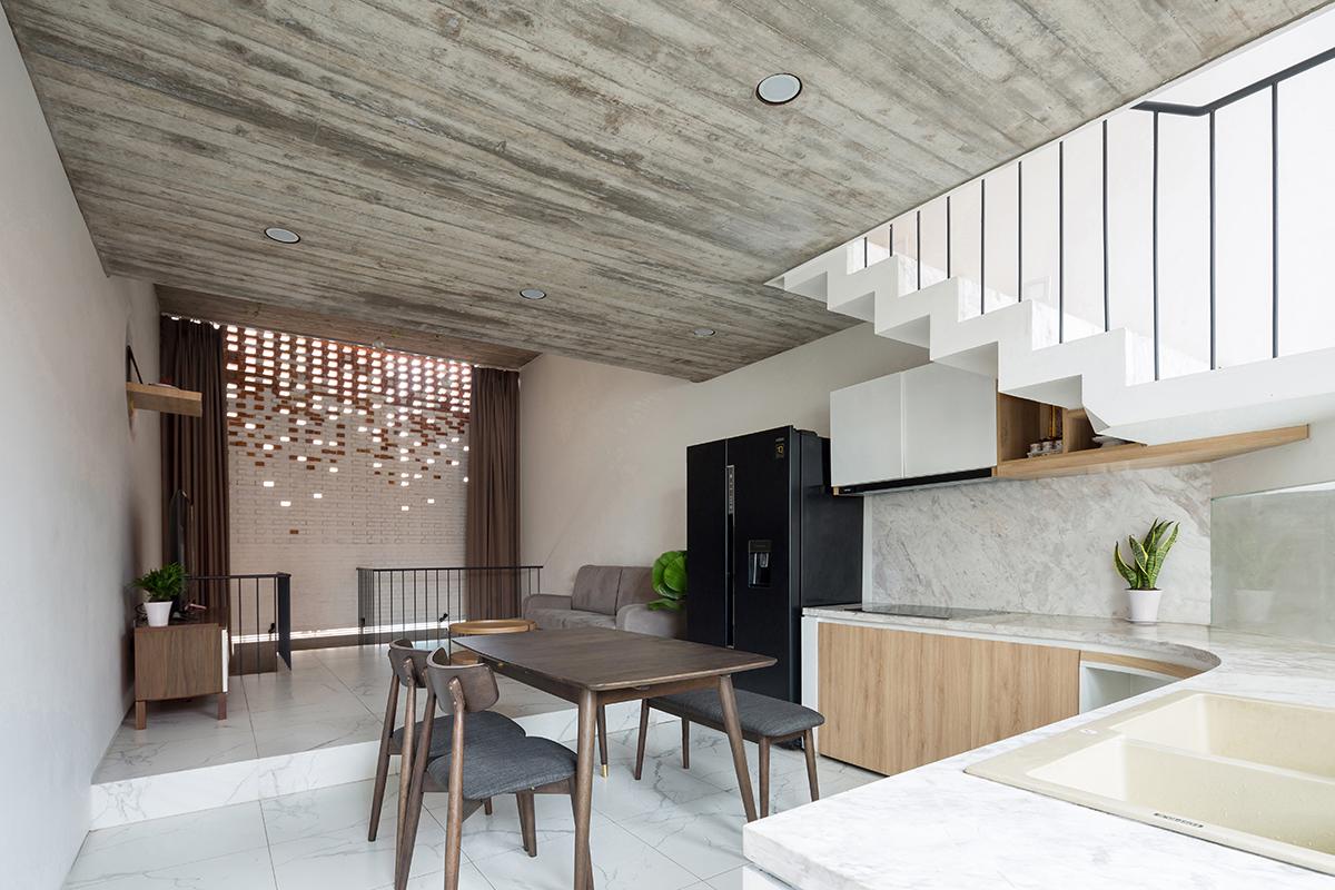 boundary house, ad+studio